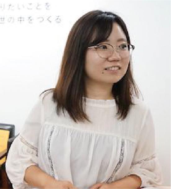 READYFOR株式会社ローカル部門 マネージャー 夏川 優梨様