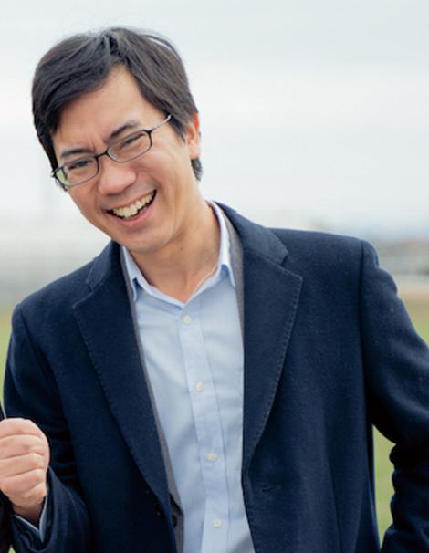 株式会社ヘマタイト代表社員 社長エンジニア 茨木 隆彰様