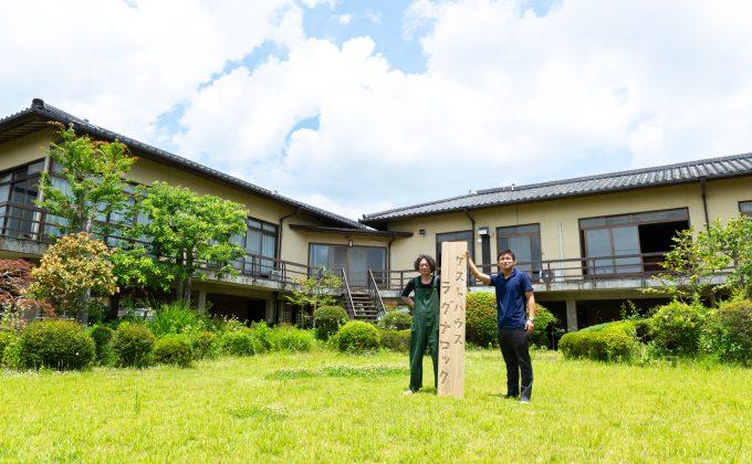 ラグナロック リノベーションのゲストハウスから発信する、DIY型賃貸借の可能性