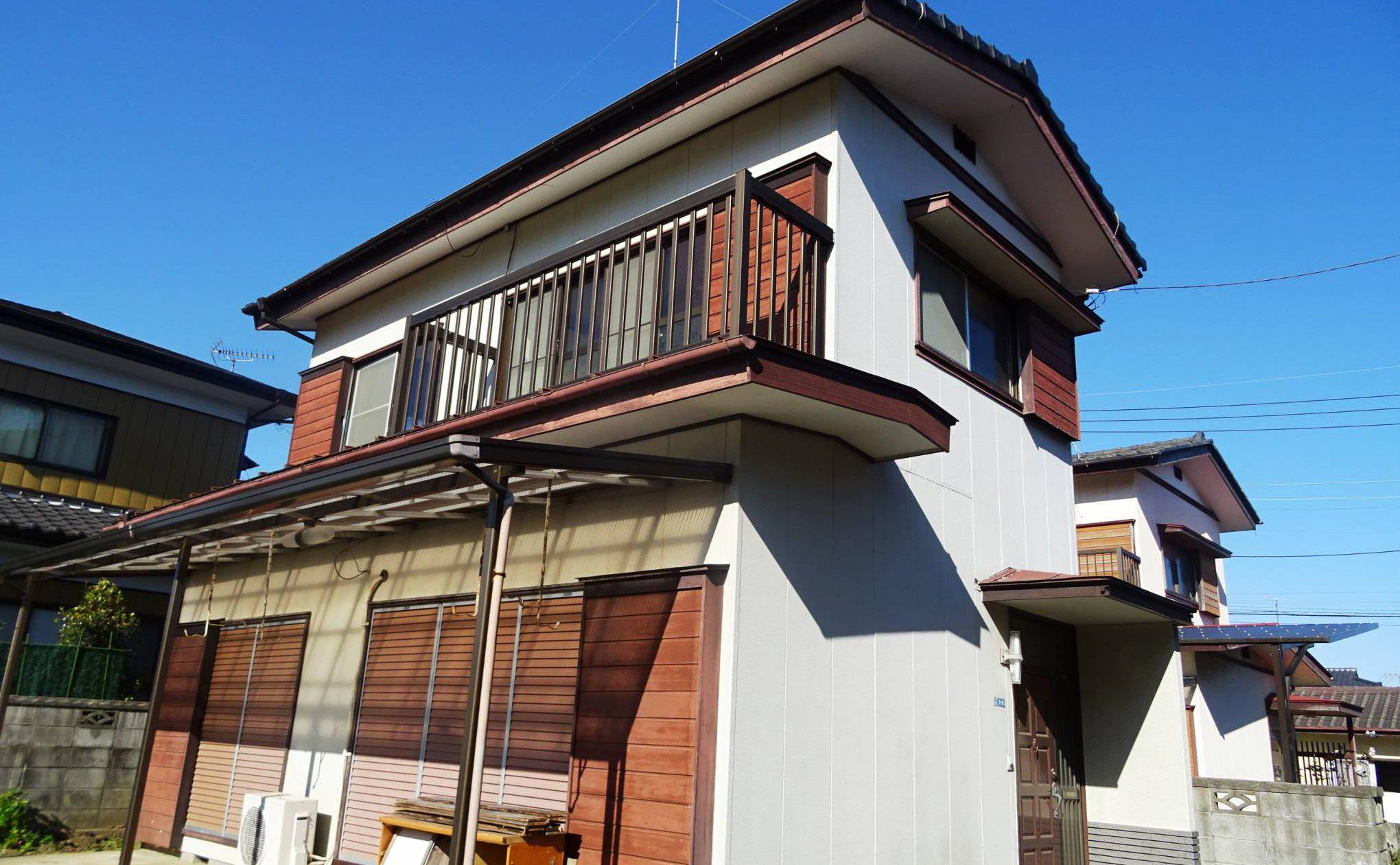 売買物件No.130 笠間市東平 昭和53年築