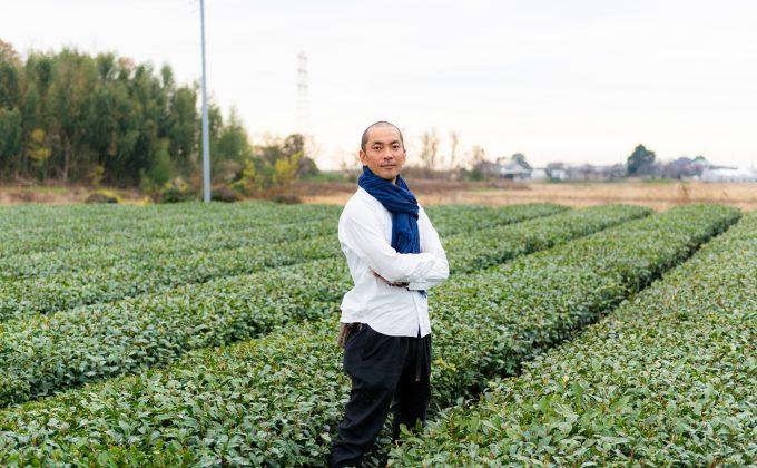 花水理夫さん 世界が認める「SASHIMA」を目指す、Iターン継業のお茶農家