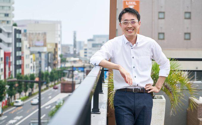 佐川雄太さん コロナ禍での県内就活のリアル 求職者に寄り添い、地域就職の「一歩進む後押し」を