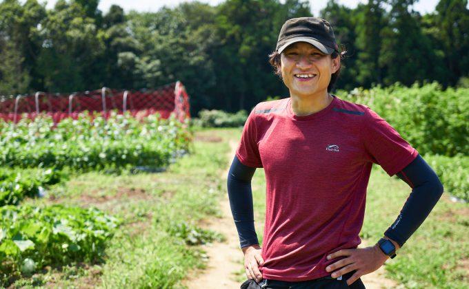 樫村智生さん 想いを語れる「カッコいい農家」を目指し、仲間とともに高め合う