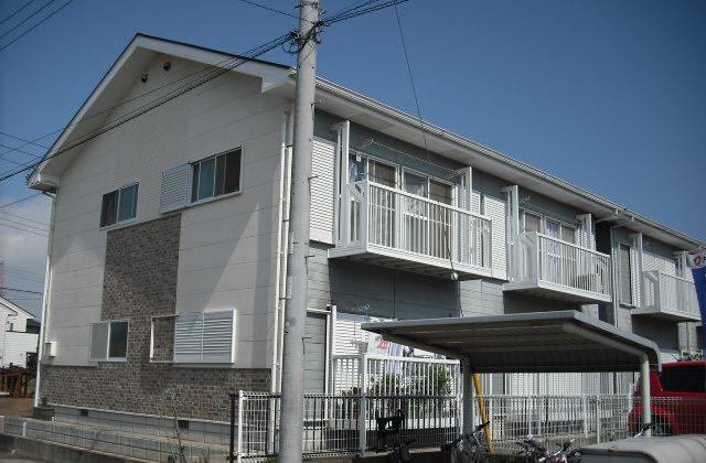 大洗町 物件番号C031(アパート・仲介物件)
