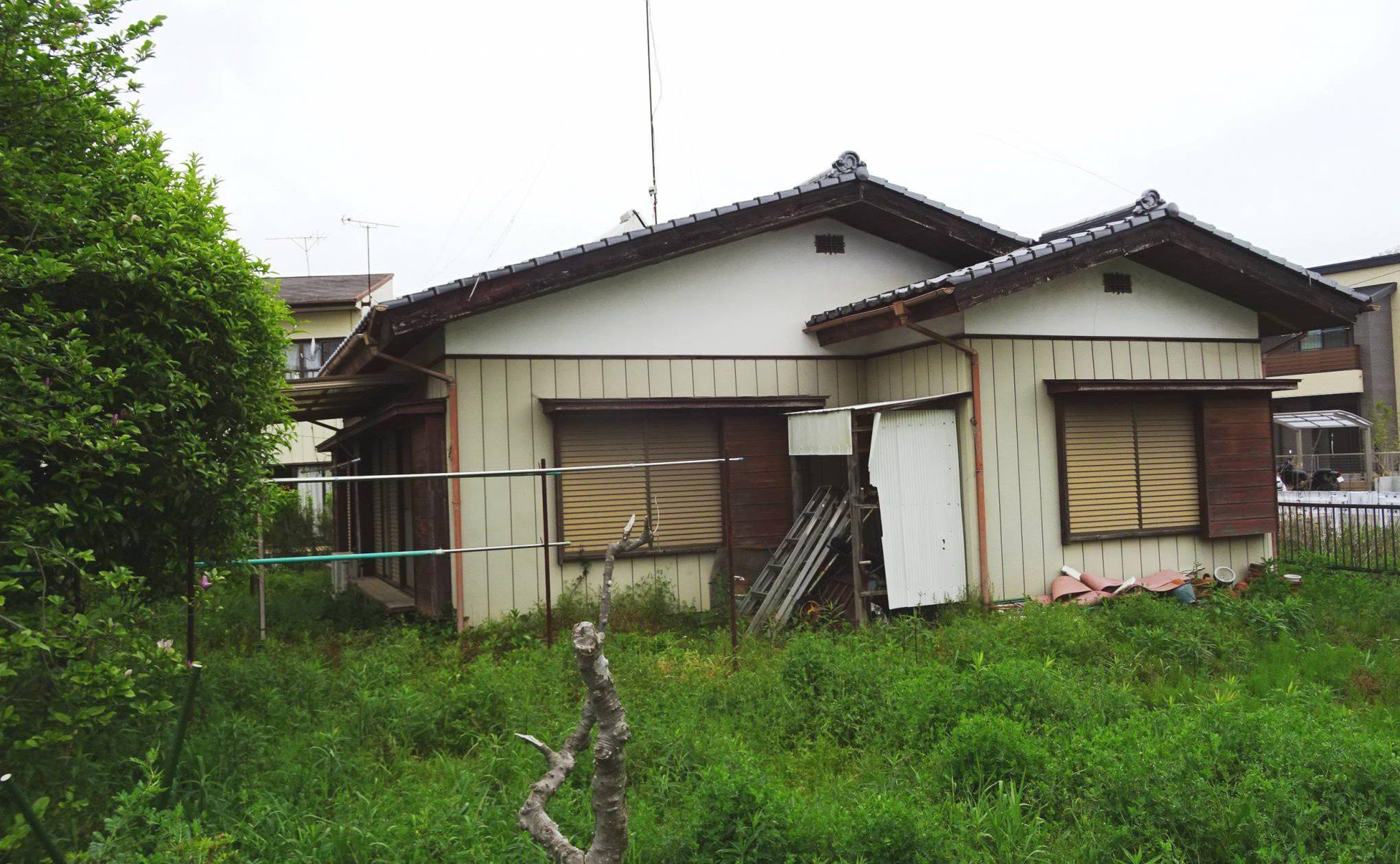 売却物件No.170 笠間市鯉淵 昭和59年築