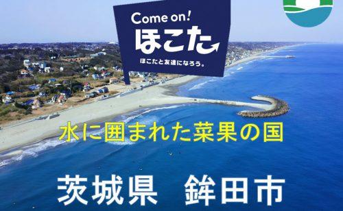 \ ご予約受付中 /海暮らしフェス2021~海と音楽とサッカーと~@鉾田市