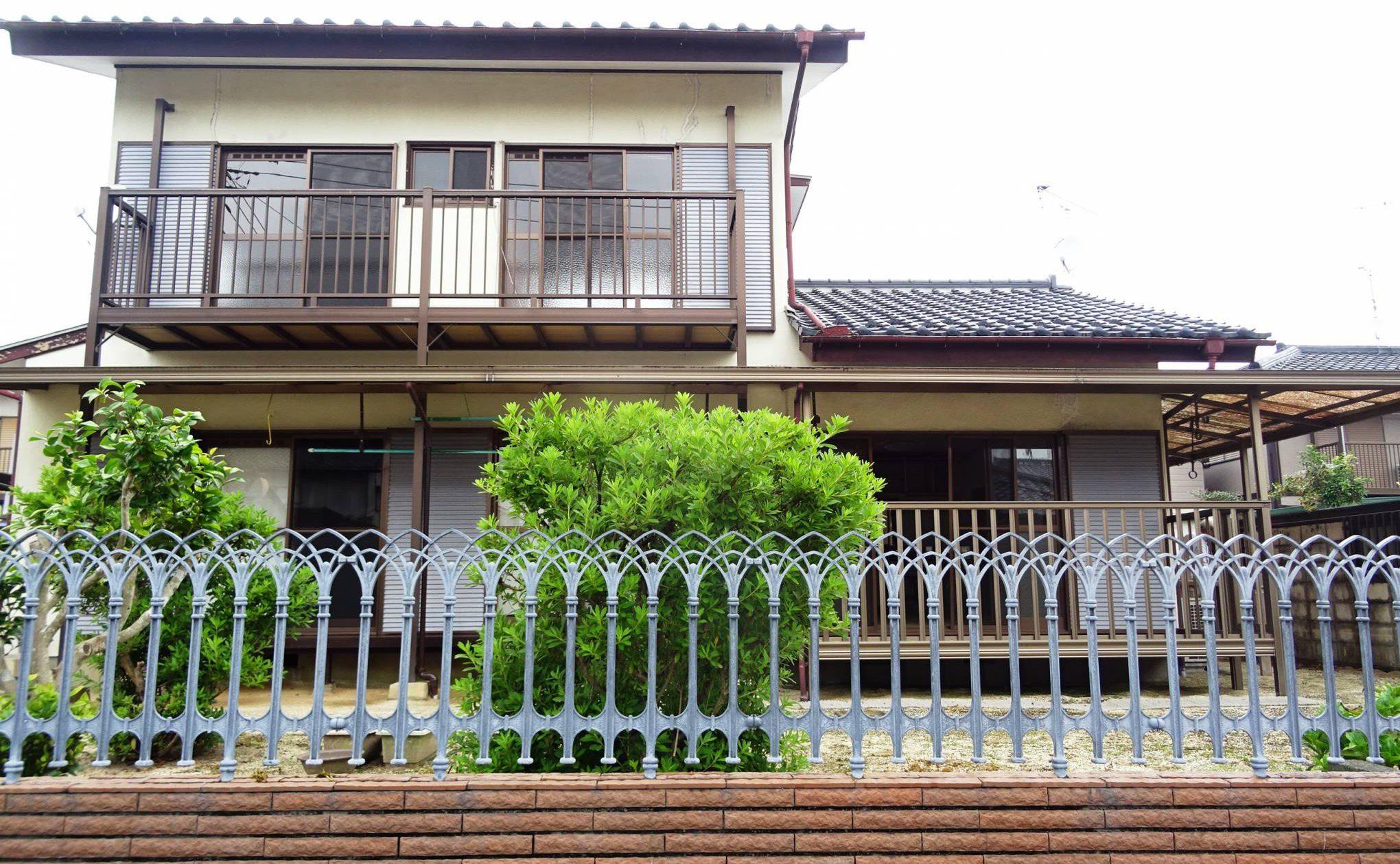 売却物件No.154 笠間市大田町 昭和59年築